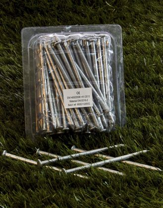 Galvanised Grass Fixing Nails