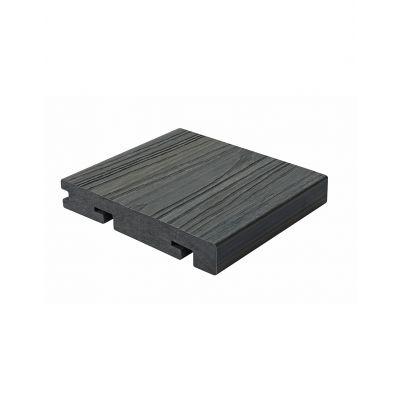 Composite Prime HD Deck Dual - Slate Bullnose Board (2 Pack)