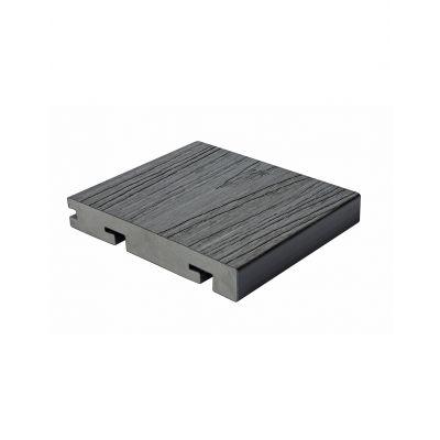 Composite Prime HD Deck Dual - Carbon Bullnose Board (2 Pack)