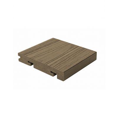 Composite Prime HD Deck Dual - Oak Bullnose Board (2 Pack)