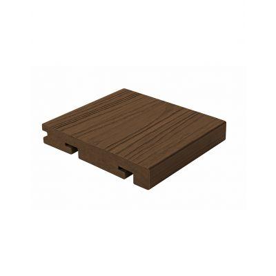 Composite Prime HD Deck Dual - Walnut Bullnose Board (2 Pack)