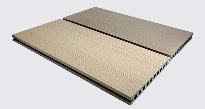 Composite Prime HD Deck Pro - Champagne / Oyster Composite Decking (2 Pack) - Descriptive 7