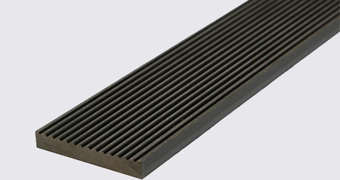 Composite Prime HD Deck 3D - Black Oak Composite Decking (2 Pack) - Descriptive 6