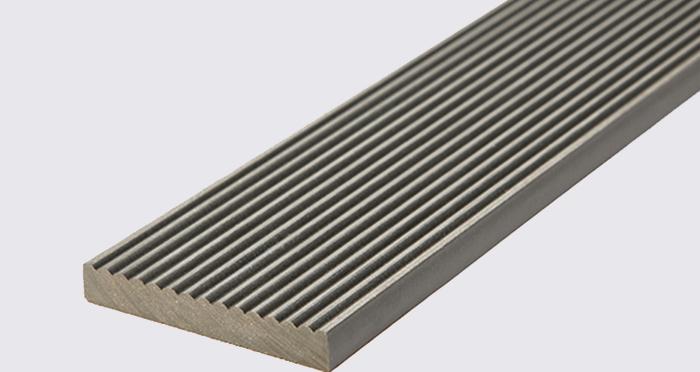 Composite Prime HD Deck 3D - Weathered Oak Composite Decking (2 Pack) - Descriptive 6