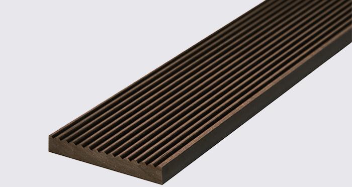 Composite Prime HD Deck 3D - Burnished Oak Composite Decking (2 Pack) - Descriptive 6