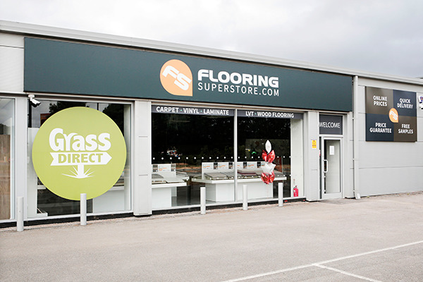 Grass Direct York Monks Cross Store - Exterior 1