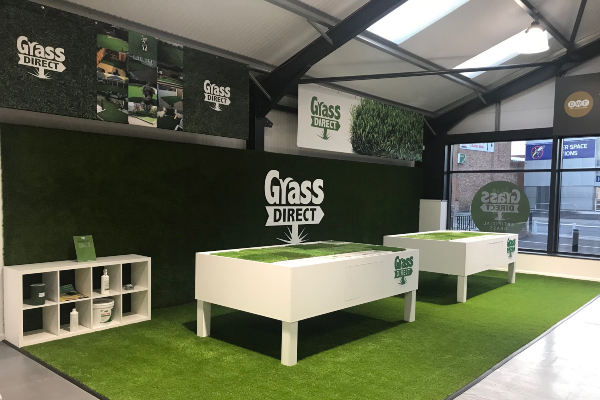 Grass Direct York Monks Cross Store - Indoor 2