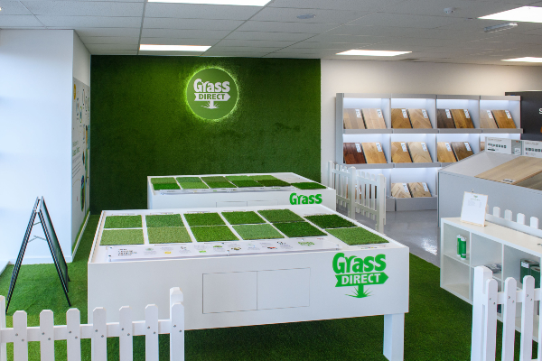 Grass Direct Edinburgh Store - 2