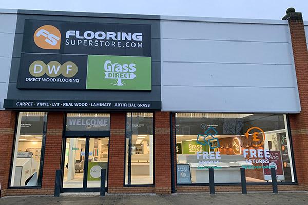 Grass Direct Crewe Store - 1