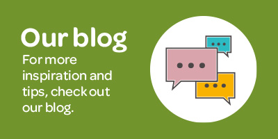 Find out about latest trends, tips and ideas on our blog