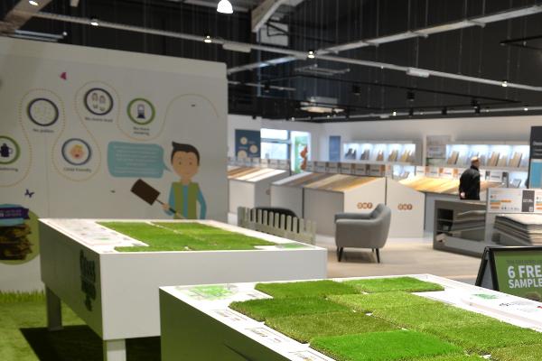Grass Direct Newport Store - 3