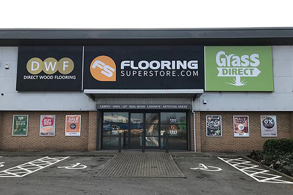 Grass Direct Stockton Store - 1