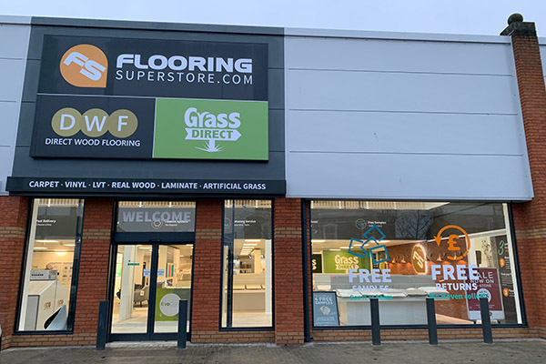 Grass Direct Wolverhampton Store - 1