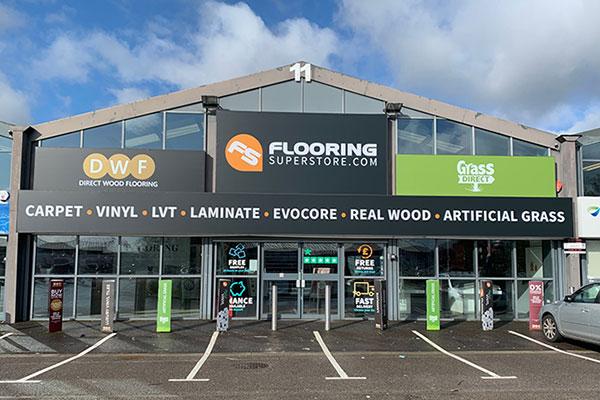 Grass Direct Swansea Store - 1