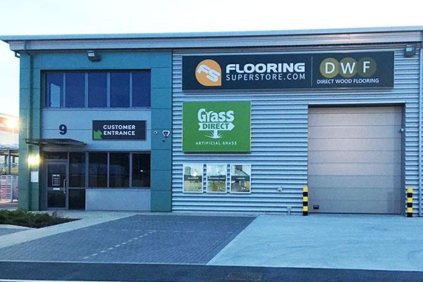Grass Direct Thurrock Store - 1