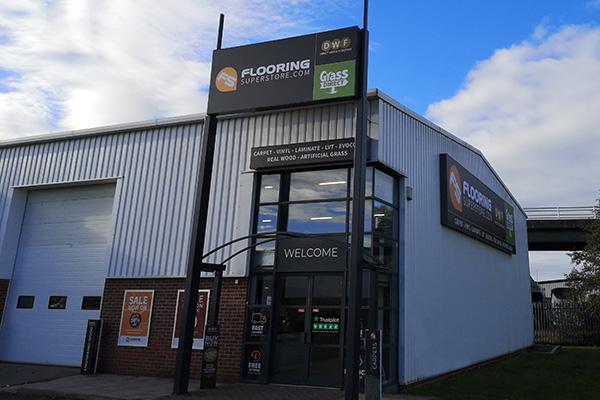 Grass Direct Newcastle Store - 1