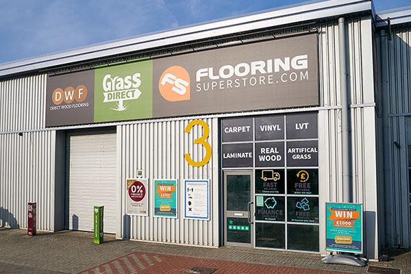 Grass Direct Croydon Store - 1