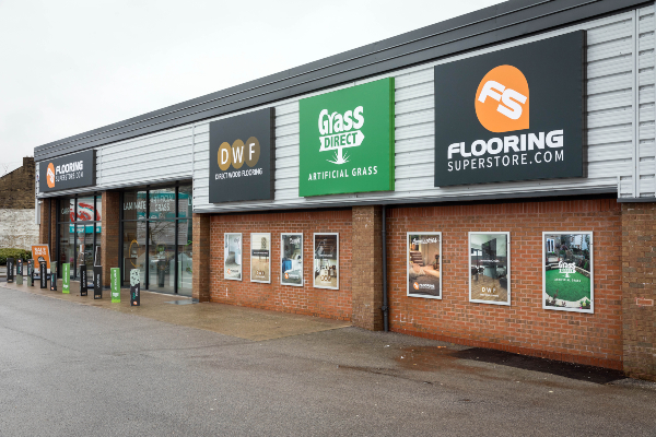 Grass Direct Keighley Store - 1