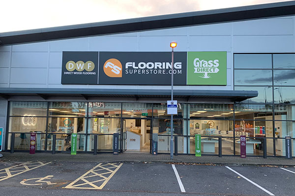 Grass Direct Stockport Store - 1