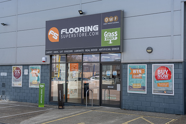 Grass Direct Norwich Store - 1