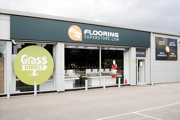 Grass Direct York Store - Exterior 1