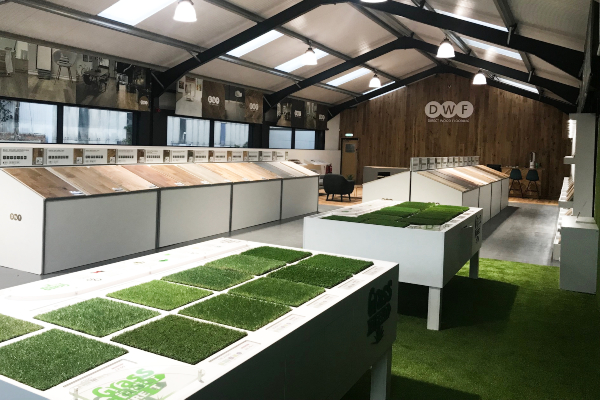 Grass Direct York Store - Indoor 1