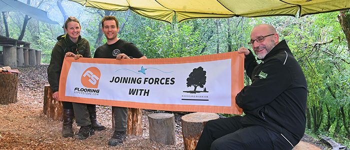 Working with the Woodland Warrior Programme